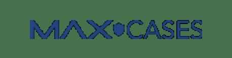 Max Cases branding