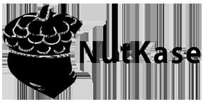 Nut Kase branding