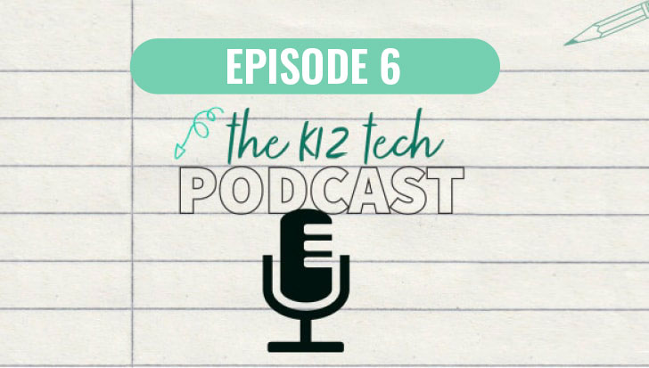 branding for k-12 technology podcast